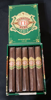 Tabacos Baez-Serie SF Robusto
