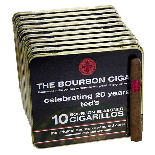 THE BOURBON CIGAR TIN