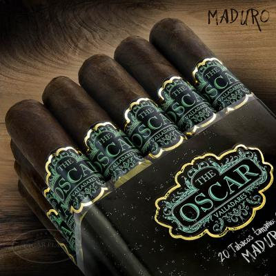 The Oscar by Oscar Valladares Maduro Toro