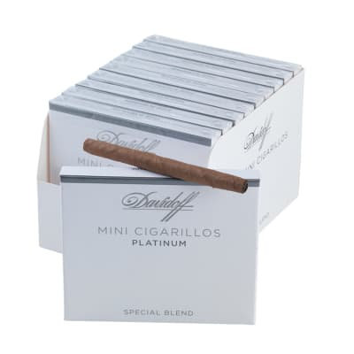 Davidoff Mini Cigarillos Platinum
