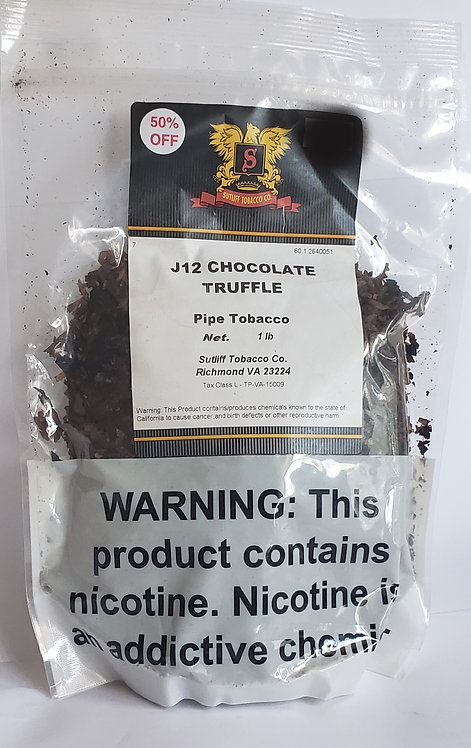 CHOCOLATE TRUFFLE DELIGHT PIPE TOBACCO