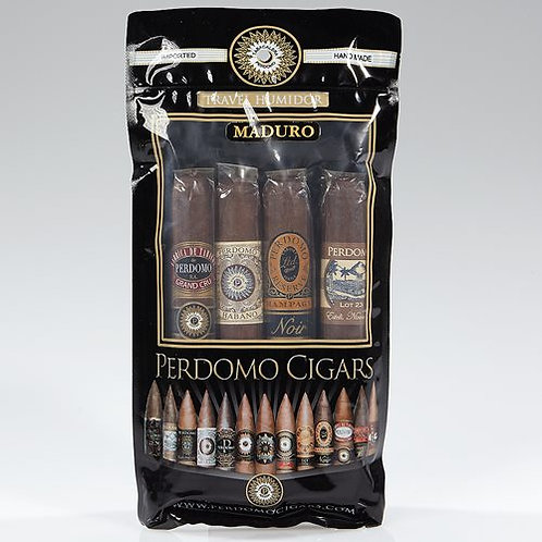 Perdomo Samplers Travel Bag Maduros