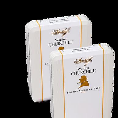 Davidoff Winston Churchill 5 Pitit Panetela