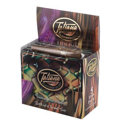 TATIANA SWEET EUPHORIA MINI TINS