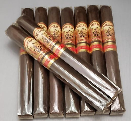 AJ ENCLAVE MADURO CHURCHILL (9 CIGARS)