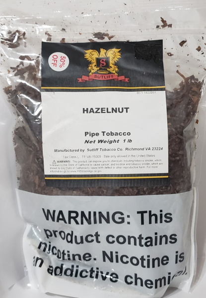 HAZELNUT PIPE TOBACCO