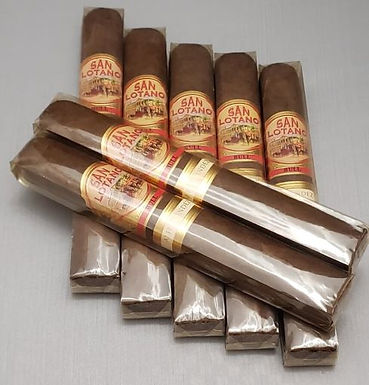 SAN LOTANO BULL TORO (Pack of 7)