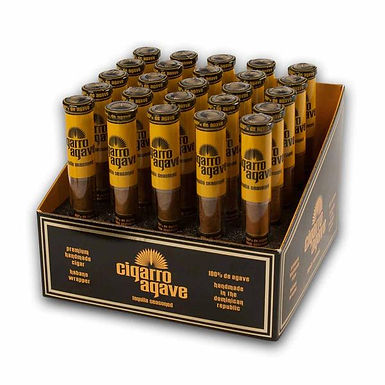 Cigarro Agave Tequilq 5x38