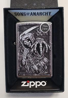 Zippo Skull Lighter