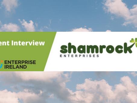 Shamrock Enterprises dans la Newsletter d'Enterprises Ireland France