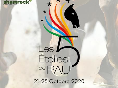 SHAMROCK &LES 5 ETOILES DE PAU