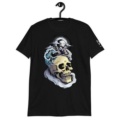 Nature's Breath - Black T-Shirt