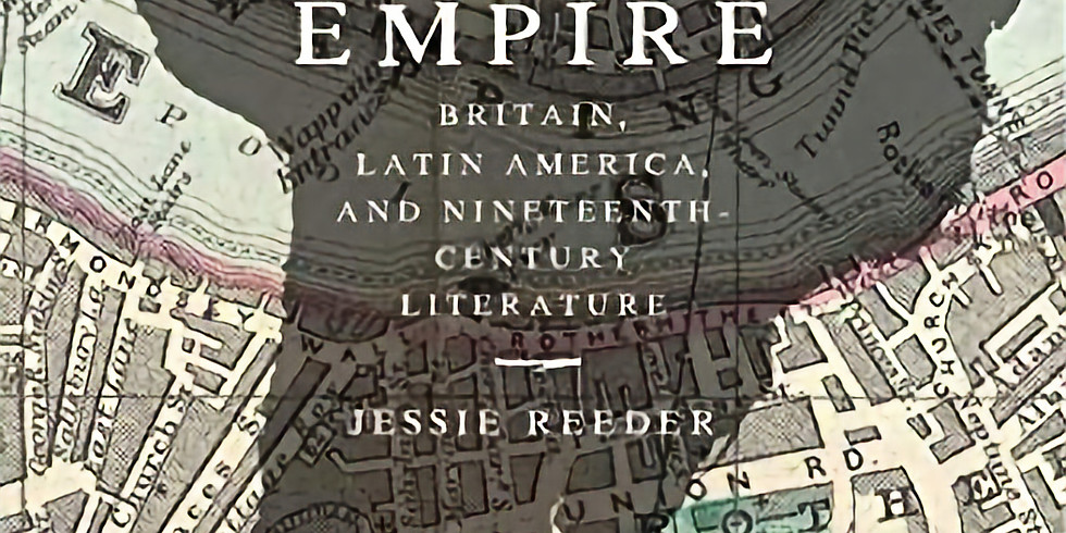 August RPG Reading Group: Jessie Reeder's The Forms of Informal Empire