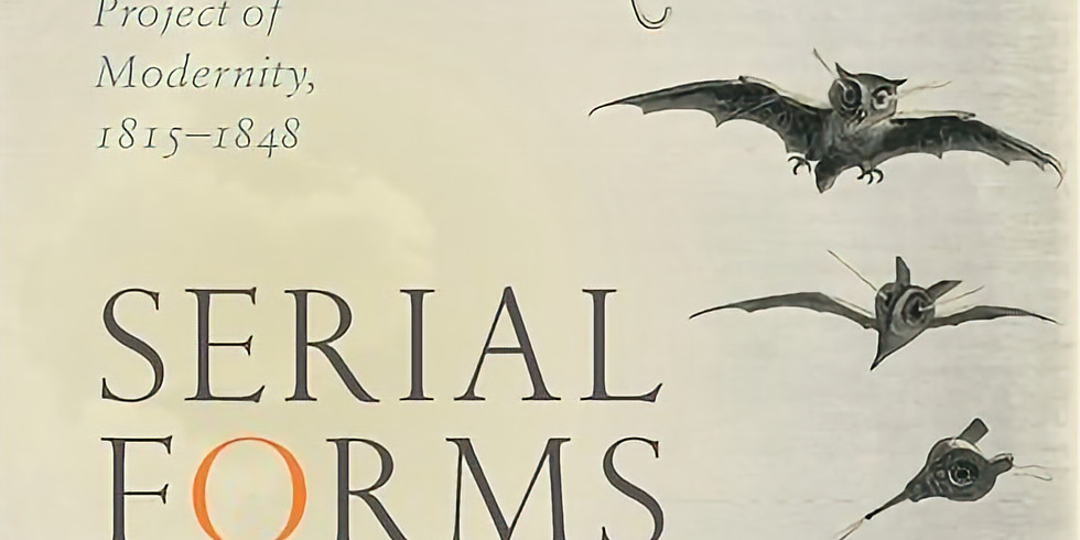 October RPG Reading Group: Clare Pettitt's Serial Forms
