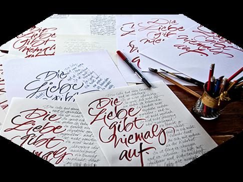 Liebe zur Schrift