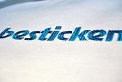 Wir besticken Ihre Textilien für Gewerbekunden sowie Privatkunden