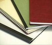 Weiterverarbeitung von Druckerzeunissen z.B. Bindungen geleimt oder als Spiralbindung / Buchbindung, falzen, laminieren in Heiligenhaus, Velbet, Ratingen
