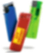 Streuartikel Feuerzeuge bedruckt mit Ihrem Logo auch Kleinstauflagen