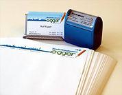Ihr Office Paket aus einer Hand. Visitenkarten, Briefbögen, Stempel, Blöcke, Durchschreibsätze und vielen mehr.