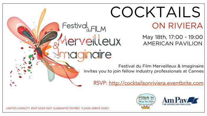 Ask your Cannes Film Festival 2015 Cocktail invitation ! Cocktail on the riviera