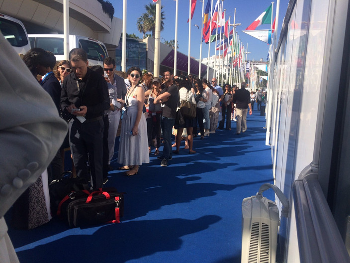 Cannes film festival - Mentoring program : meet your mentors !