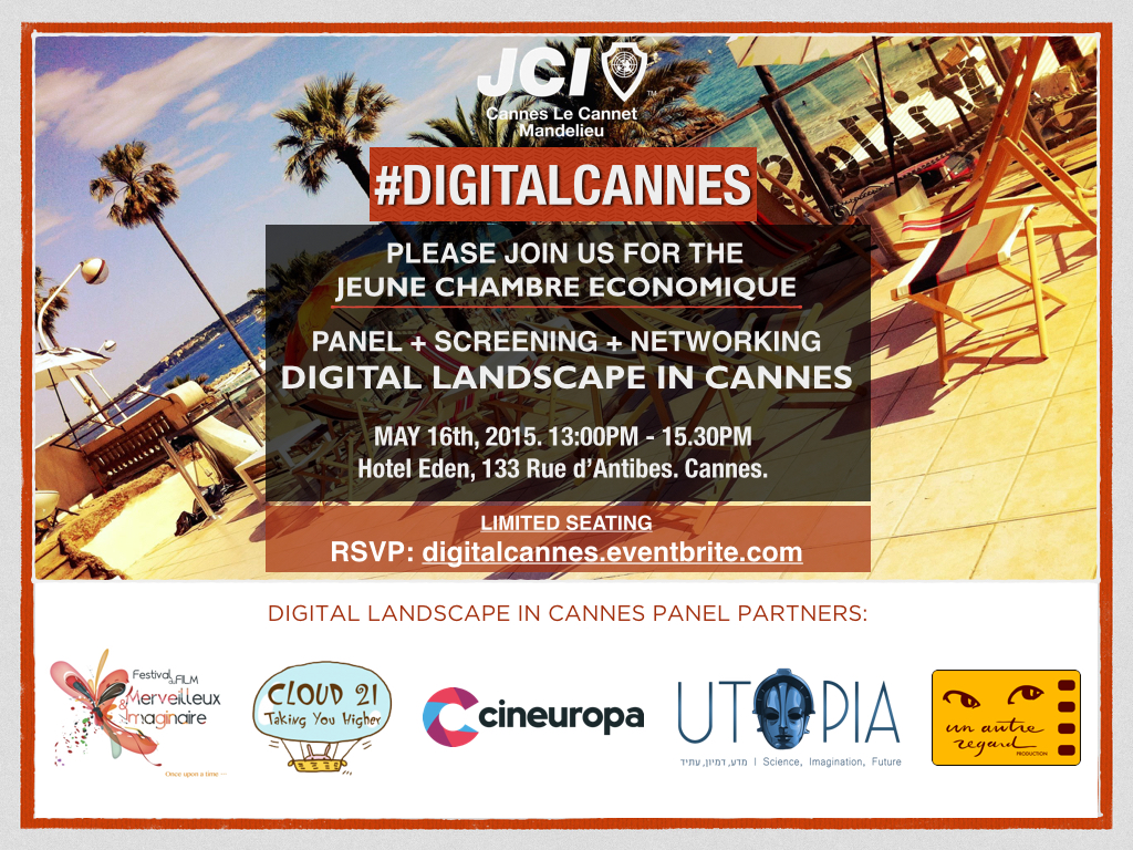 Invitation Festival de Cannes