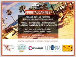 Invitation Festival de Cannes