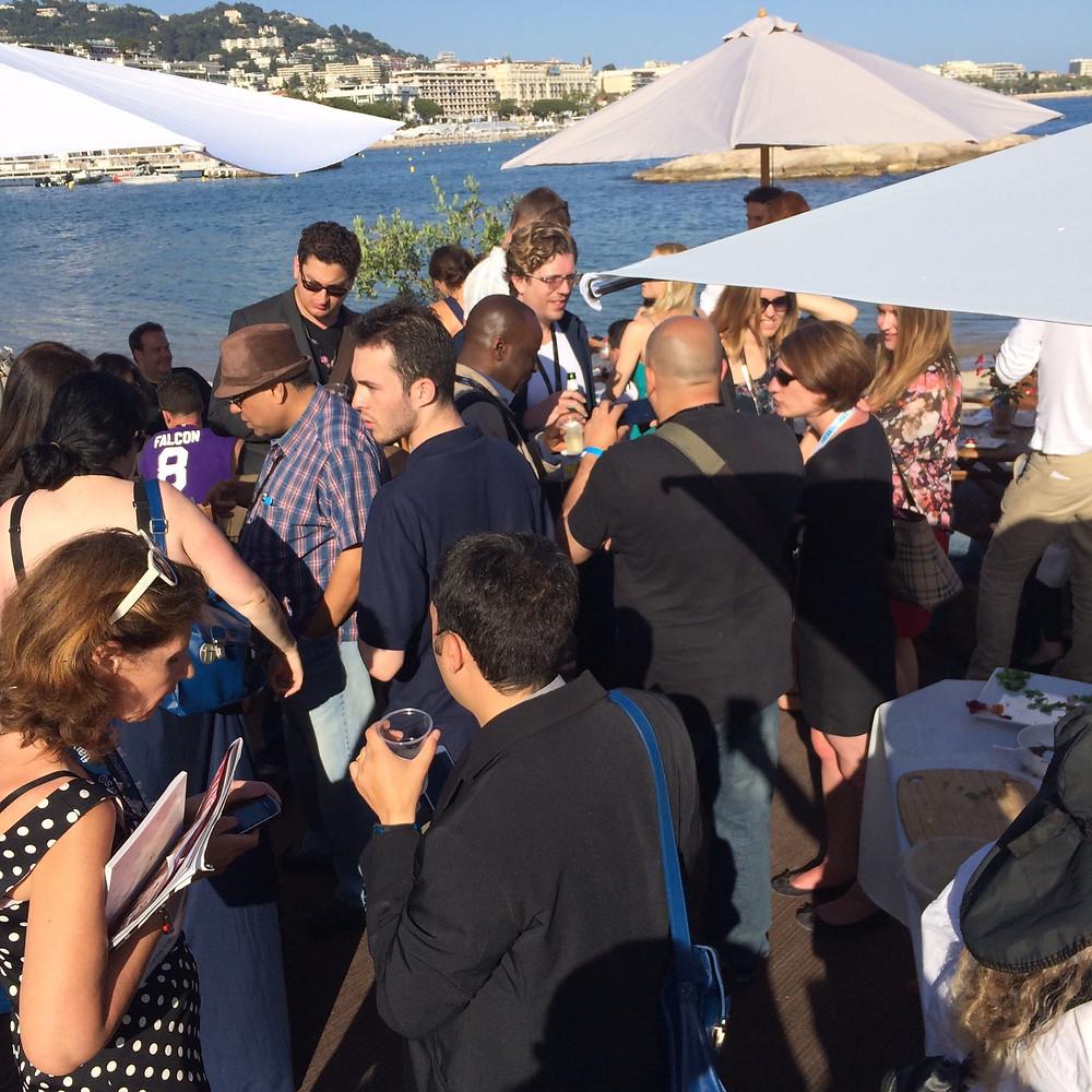cannes film festival / cocktail du merveilleux
