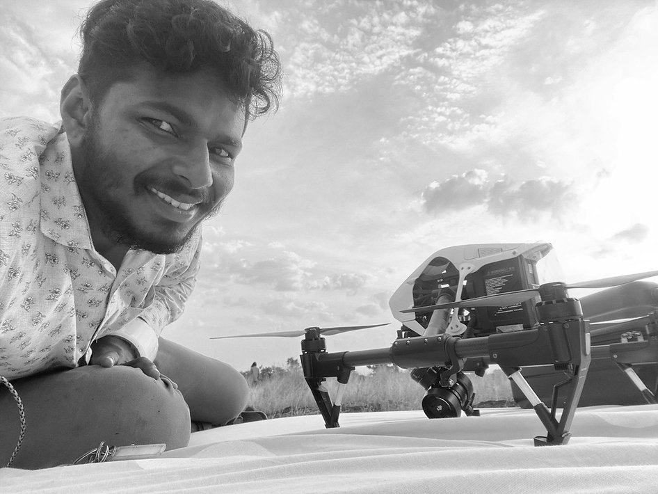drone on hire in goa