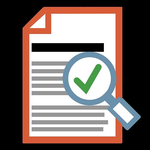 Επιμέλεια Κειμένων / Ανασχεδιασμός Εταιρικής Ταυτότητας