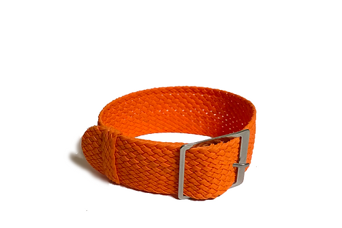 (Perlon - Braided - Orange (22mm)