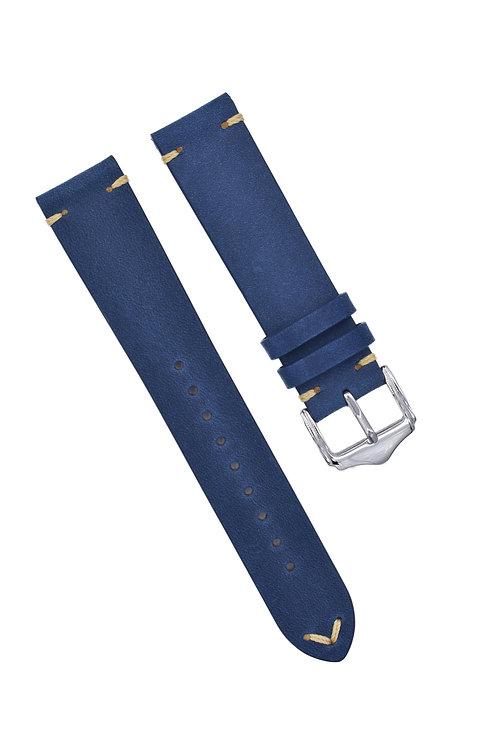 Midnight Blue - Handmade (20mm/22mm)