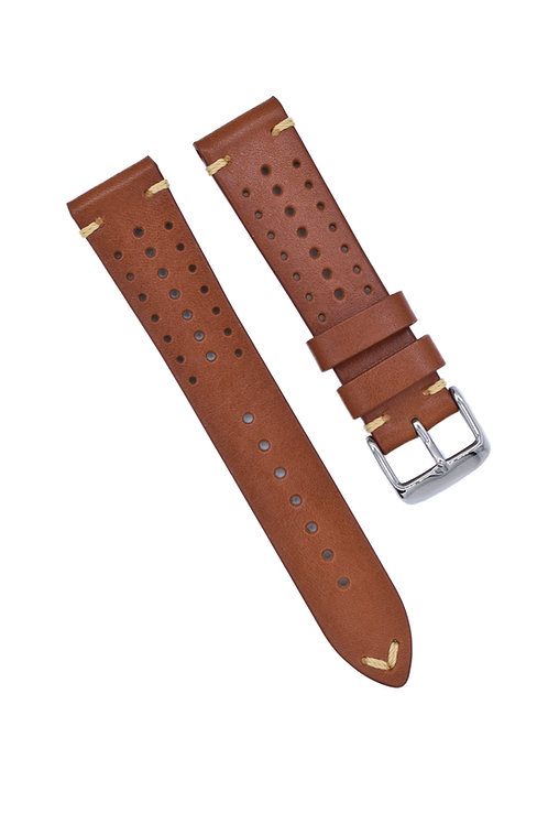 Perforated - Vintage Cherry Wood (20mm/22mm)