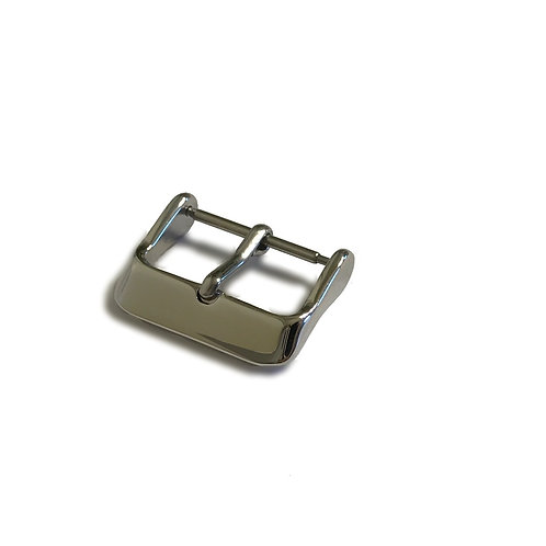 Classic Buckle - Silver (18mm/20mm/22mm)