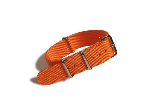 Signature Line Nylon -  Orange (20mm)