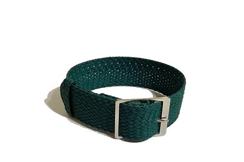 Perlon - Braided - Green (20mm)