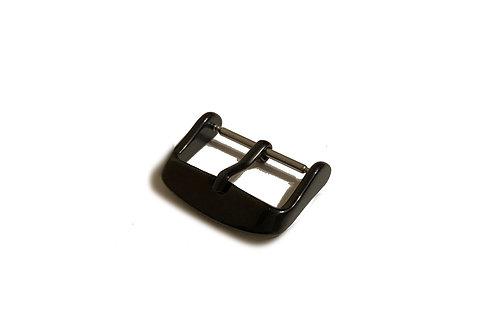 Classic Buckle -Matte Black (16mm/18mm/20mm)