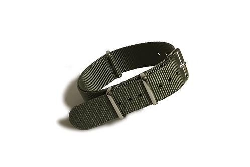 Signature Line Nylon - Gray (18mm/20mm/22mm)