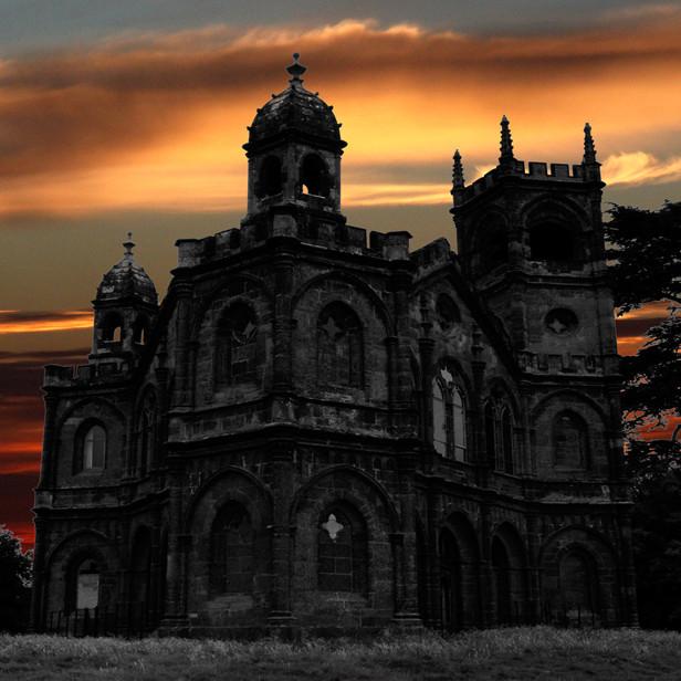Haunted Castle Spook Alley