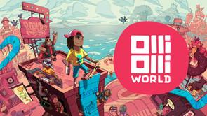 Take a trip into OlliOlli World 🛹