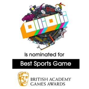 OlliOlli has been nominated for Best Sports Game at BAFTA Games