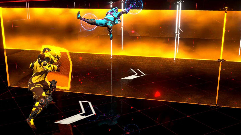 Smash attack - Geng Hao