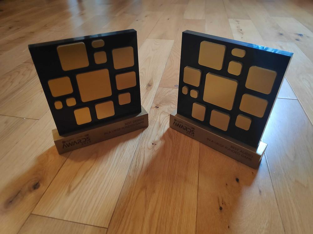 Best Design and Best Audio Awards