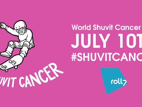 Roll7 says #SHUVITCANCER for World Shuvit Cancer Day