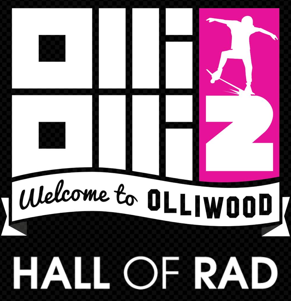 OlliOlli2 Hall of RAD.png