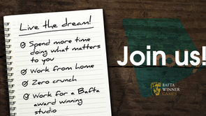 We are hiring for our next BIG video game endeavour...