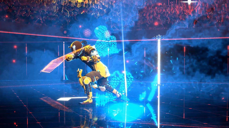 Blade attack - Silvertip Arena