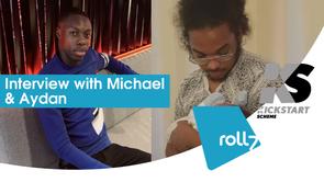 Roll7 Kickstart Blog - Interview with Michael & Aydan