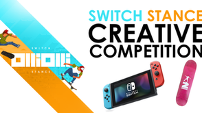 We are running a competition for the launch of OlliOlli: Switch Stance!