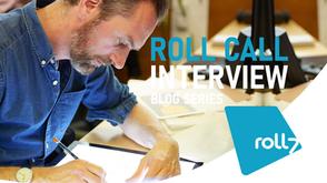 Roll Call Interview Series - Paul Abbott (Lead Artist)